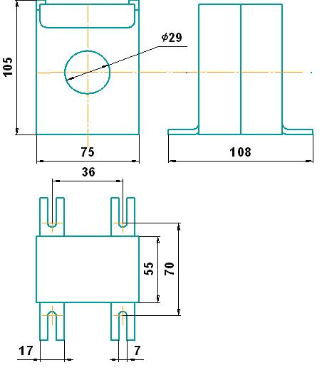 трансформатор ТШ-0,66